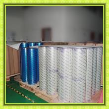 Anti-scratch transparent screen protector roll filter material