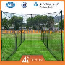 Golf net/baseball pitching screen batting cage net-HDPE/Nylon Knotted Nets