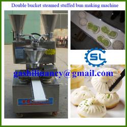 Stainless steel steamed stuffed bun making machine/steamed bun filling machine
