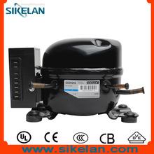 Commercial Refrigerant DC Compresso QDZH35G 12V/24V Refrigerator Compressor, freezer/fridge compressor, Solar/Battery compressor