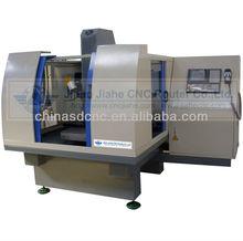 CNC Metal Mould Engraving Machine JK-6075 with CAD/CAM compatible software