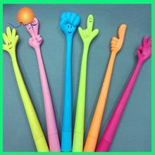 Promotional Custom Ballpoint Pen In Finger Shape