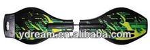 2012 Favorites Compare PP Waveboard Durable Skateboard wheels