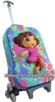 2014 Dora EVA trolley school bags for girls
