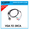SIPU best price vga to composite cable wholesale