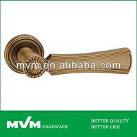 Z1356E10 zinc oriental door handles