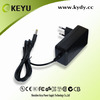 With constant current /Voltage 8.4v 1a , 9.5v 1a , 12v 1.5a pos power adapter