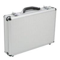 Brand New Lockable Aluminium Tool Flight Case Box 400 x 280 x 80 mm