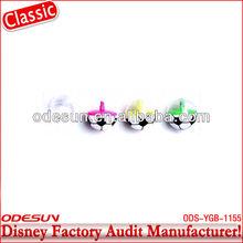 Disney factory audit manufacturer's flower shape highlighter pen 143593