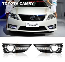 2011-2013 TOYOTA CAMRY LED DRL WITH SIGNAL, Fog Lamp,Daytime Running/Driving Light