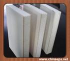 china SIP styrofoam sandwich wall panels for prefab house