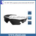a prueba de agua sg100 hd gafas de cámara oculta para la grabación de la playa