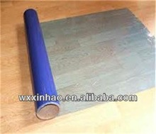 Removeable pe protective film for wood/floor