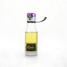 2014 portable sport folding filter water bottle