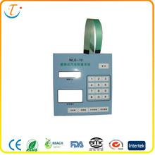 Tactile Membrane Switch, Membrane Keyboard, Button Membrane