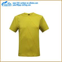 2014 fashion summer cheap 100 polyester business custom o neck t shirt