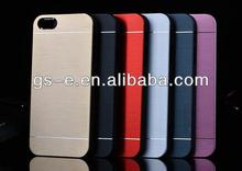 Motomo Luxury Brushed Aluminum Metal Hard case For Samsung Galaxy Grand 2 G7106 Slim metal back cover case