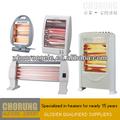 Quartz infrarouge chauffage d'appoint