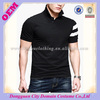 Arm stripe dri fit t shirt, dri fit t shirt plus size OEM,us banner dri fit t shirt blouse work(lyt030045)