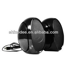 2.0 mini speaker portable 3.5mm jack for laptops