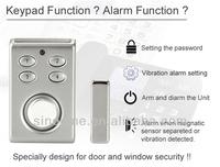Cheap Infrared Window Beams Vibration Alarm