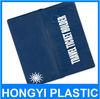 plastic travel document holder