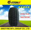 good quality china manufacturer 185/75R16C winter car tire