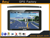 7 INCHES GPS NAVIGATION ,Car Reverse Rearview Camera
