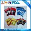 Cosmetic packing bag,mini ziplock bags with design