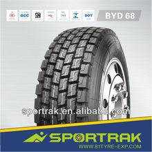 china bayi all steel radial tire neumaticos pneu de tres bien qualite 11R22.5,12R22.5