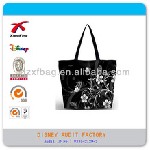 2014 made in china Foldable cheap printed shopping bags