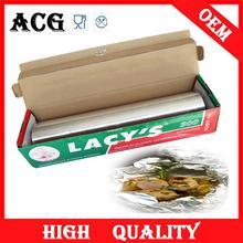 fair carbon coated aluminium foil in color box