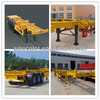 20ft skeleton container semitrailer for sale