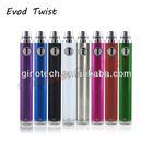 high quality adjustable voltage evod dry herb vaporizer vape pen ego c twist