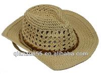 2014 natural paper straw materical xxl mexican peru cheap cowboy raffia straw hats for men