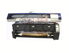 direct to fabric sublimation printer for non-woven fabric,polyester,terilene,drapery