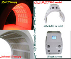 hot red+infrared+yellow led color light therapy PDT skin rejuvenation pdt skin care machine