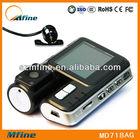 "2.0"" full mini hd gps 720p car dvr recorder dual camera motion detect car dvr recorder"