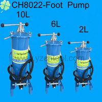 CH8022-10l grease dispensing pump/6L Foot Grease Dispensing Unit/ 2L foot operated grease pump