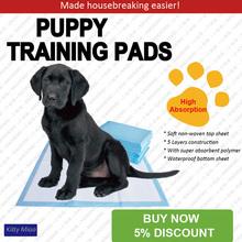 high absorption Pet bed high 60*60 Super Absorbent Dog Pet Puppy Hygienic mat