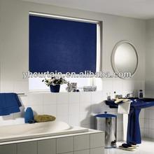 standard bathroom window size