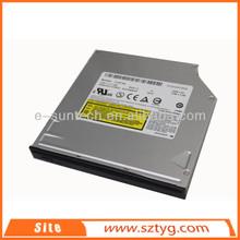 UJ875A China High Quality Ultra Slim 12.7mm SATA Laptop Slot-load Internal DVD Drive