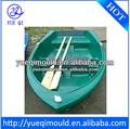 Kayak de pesca, barco, en canoa por moldeo rotacional