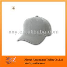 Men Plain Removable Baseball Cap Plain Wholesale