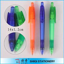 pen packing card blister three pens each 2014