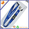 polyester or nylon ego cheap screen printing lanyards for sales
