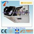 Transformador de aceite dieléctrico de equipos de prueba, pantalla a color lcd, satisfacer iec156/is6792/astm d 1816/astm d877/une 21 especificaciones
