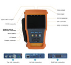 "3.5""Optical power meter data monitor and UTP cable test function"
