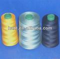 china la fábrica de suministro de plástico para cono de poliéster hilos de coser