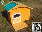 cheap wooden dog houses XD 013